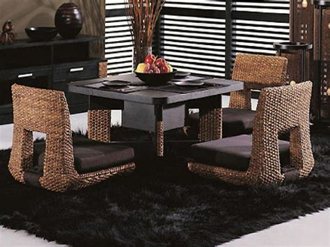japanese dining table set 20 trendy japanese dining table designs