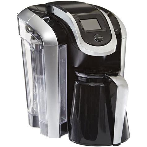 keurig 2 0 brew sizes keurig 2 0 coffee brewer in coffee makers and accessories