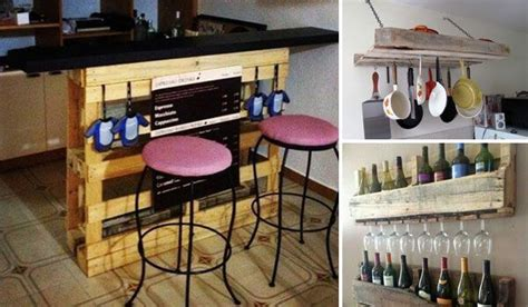 12 Cool Diy Kitchen Pallets Ideas That You Have To Try