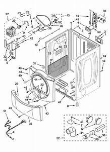 Looking For Whirlpool Model Wed9200sq1 Dryer Repair