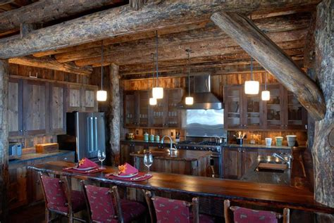 rustic kitchen designs photo gallery 27 rustic kitchen designs 7840