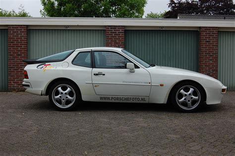 Porsche 944 white gallery. MoiBibiki #2