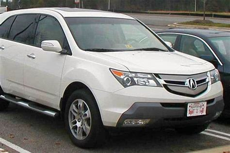 Acura Car Models by Acura Mdx Car Model Detailed Review Of Acura Mdx Model