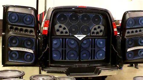 Mmats Pro Audio Insane Demo Van Car World Finals