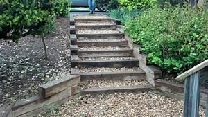 Treppe Bauen Garten : gartentreppe selber bauen 3 einfache anleitungen und ~ Lizthompson.info Haus und Dekorationen
