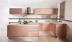 used orange wooden mdf kitchen cabinet color combinations With best brand of paint for kitchen cabinets with acrylic wall art panels