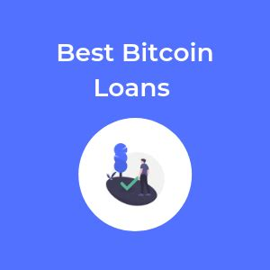 Bitcoin and crypto lending tips. 7 Best Bitcoin Loan Programs 2019 UPDATED - CoinDiligent