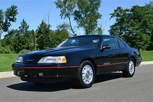 The Best 1987 Ford Thunderbird Turbo Coupe