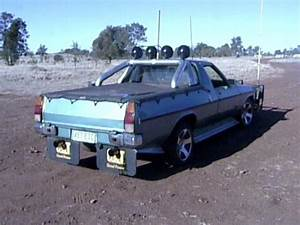 Wb Chick 1984 Holden Ute Specs  Photos  Modification Info
