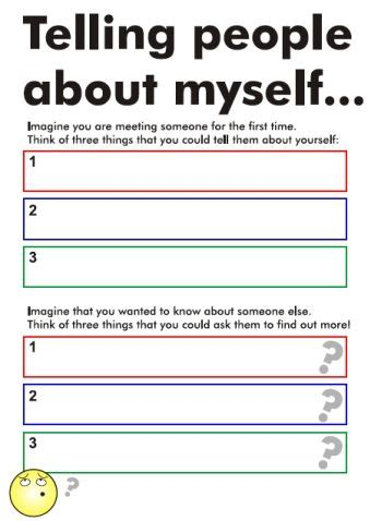 Awesome Printables For School Counseling!  Therapy  Pinterest  Communication Skills, Awesome