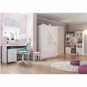 Lit Superposé Princesse : lits superpos s magic princess azura home design ~ Teatrodelosmanantiales.com Idées de Décoration
