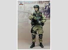 toyhaven Incoming Art Figures 16 Delta Force SFC 12