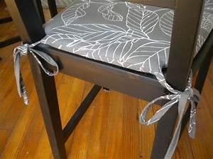 Galette De Chaise : tuto couture galette de chaise ~ Melissatoandfro.com Idées de Décoration