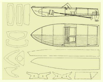 build plans rc small wooden boat plans  wooden