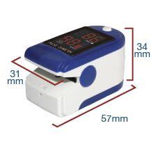 Amazon.com: ClinicalGuard CMS-50DL Fingertip Pulse