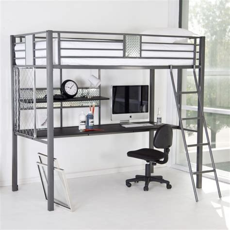 bunk bed desk combo functional teen room furniture ideas bunk bed and