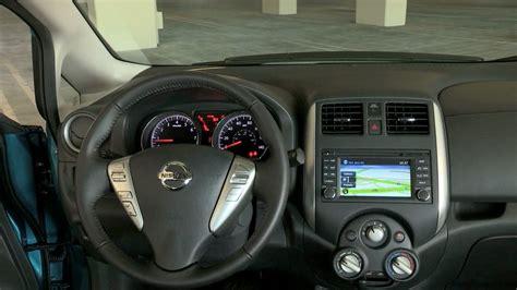 Nissan Versa Note Interior by 2014 Nissan Versa Note Interior