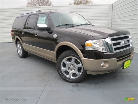 Expedition E6658m Brown 2013 kodiak brown ford expedition el king ranch 76928917