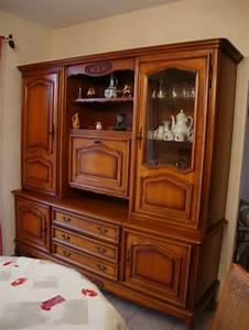 Meuble Merisier Relooké : relooker meuble merisier massif ~ Nature-et-papiers.com Idées de Décoration