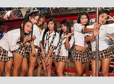 After School Bars in Angeles City Philippines, Bar and
