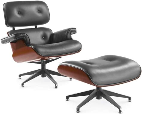 black leather club chair with ottoman furniture black wooden chair and ottoman with cream