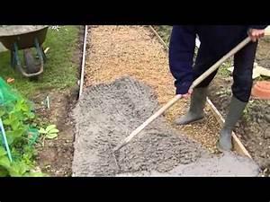 Faire Une Chape Exterieur : comment renforcer dalle beton la r ponse est sur ~ Premium-room.com Idées de Décoration