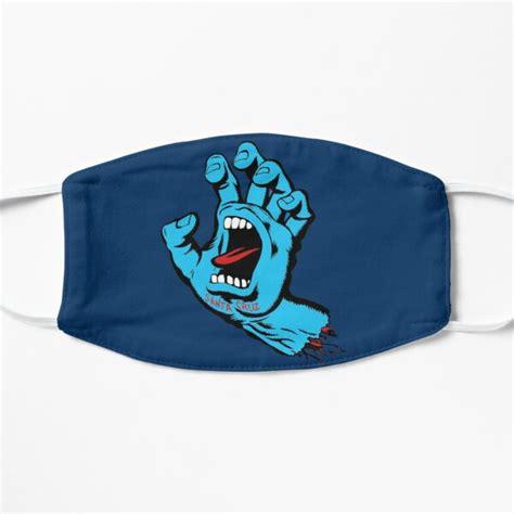 september pre order santa cruz screaming hand face mask