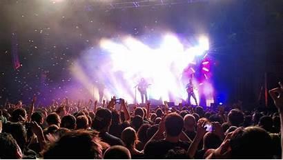 Coheed Cambria Concert Welcome