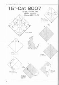 Origami Tanteidan Magazine 120 Origami Tanteidan Volume 20