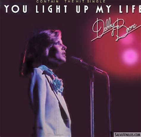 you light up my songs of remember debby boone you light up my