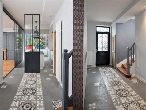 renovation appartement lyon renovation appartement et maison lyon couloir