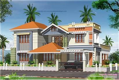 Luxury Kerala Sq Modern Ft Luxurious Plans