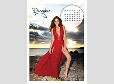 BACK ISSUE Vicky Pattison Official A3 Calendar 2017