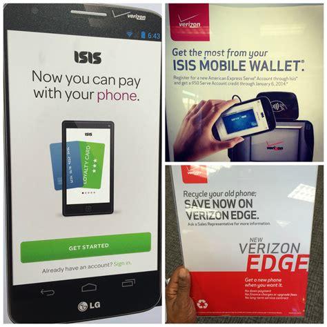 Verizon Ambassadors SE Voices Program - iPhone 5s, Isis ...