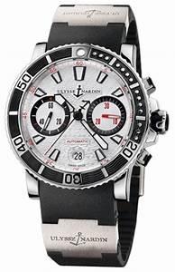 Ulysse Nardin Maxi Marine Diver Chronograph Men U0026 39 S Watch