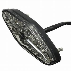 Motorcycle 15 Led Rear Tail Brake Stop Running Turn Signal