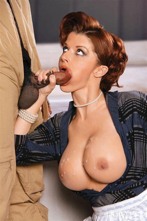 Big Tits Big Ass Redhead Orgy