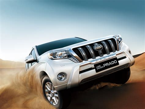 Toyota Land Cruiser Prado 2016 4.0l Vxr In Uae