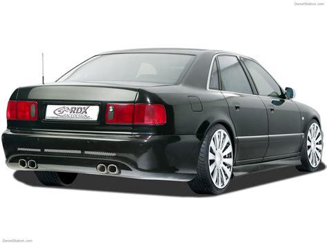Rdx Race Design Aerodynamic Kit For Audi A8d2 Exotic Car