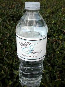 17 best images about water bottle labels on pinterest With best way to label water bottles