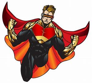 superhero, png, clipart, 10, free, cliparts