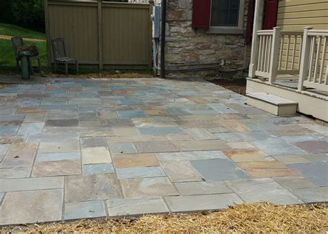 Deck Bar Mt Airy Md by Mount Airy Md Paver Driveway Pennsylvania Flagstone