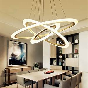emejing suspension luminaire salle a manger ideas With salle a manger led