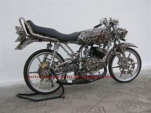 Modif Yamaha Rx King Airbrush Extreme