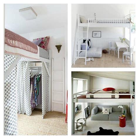 chambre adulte petit espace lit mezzanine adulte petit appartement design de maison
