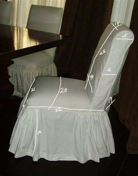 25 best ideas about parsons chair slipcovers on