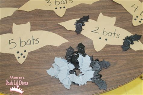 clothes pin spider leg counting 224   bats n spiders bat counting 2