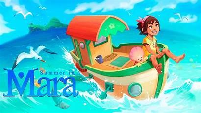 Mara Summer Switch Hero