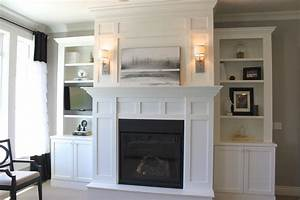 Bookcases Around Fireplaces Picture yvotube com