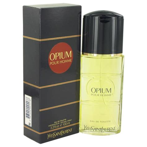 ysl opium eau de toilette opium cologne for by yves laurent eau de toilette spray 3 4 oz